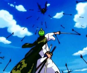 anime, wano, and gif image