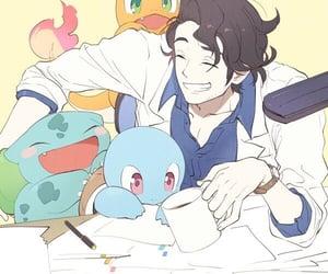anime, anime boy, and pokemon image