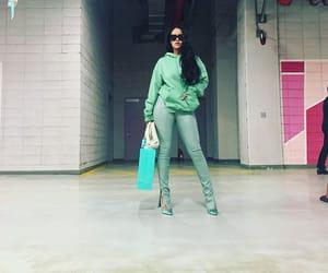 celeb, fashion, and green image