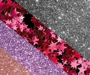 glitter, pink, and brillo image