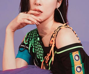 Paper Magazine and tiffany young image