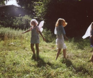 fairy, aesthetic, and girls image