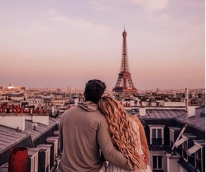 boyfriend, paris, and couple image