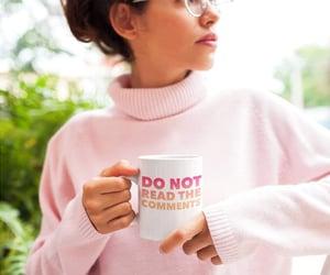 etsy, social media manager, and funny coffee mug image