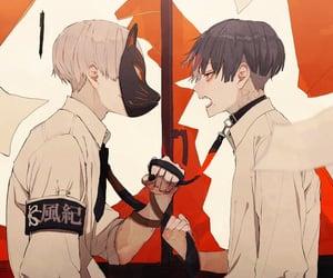 anime, art, and boy image