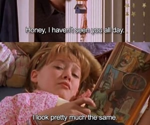 funny, quotes, and lizzie mcguire image