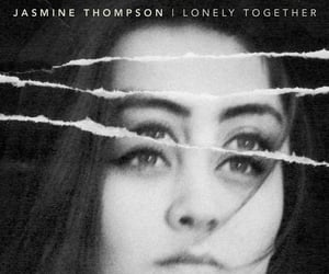 cover, lonely together, and music image