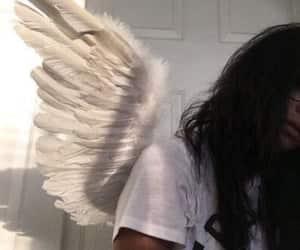 angel, girl, and aesthetic image