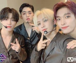 Chan, seokmin, and soonyoung image