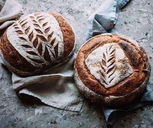 comida, dulce, and pan image