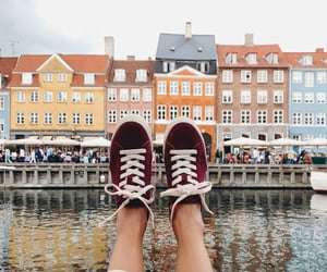 city, europe, and fashion image