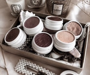 makeup, beauty, and vogue image