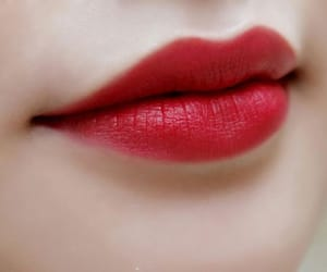 girl, rouge, and lips image