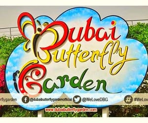free tickets, ticket price, and dubai butterfly garden image