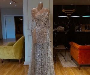 dress, haute couture, and valdrin sahiti image
