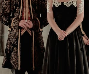 queen mary, toby regbo, and mary stuart image