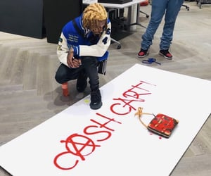 playboi carti and cash carti image