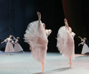 angelic, ballerina, and ballet image