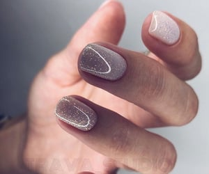 fancy, nails art, and fashion image
