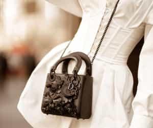 dior, dress, and fashion image