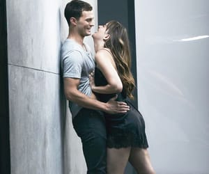 chemistry, fifty shades freed, and Jamie Dornan image