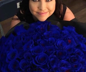amy lee, flowers, and rosas image