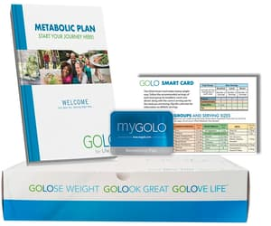 weight loss, metabolic health, and golo diet program image