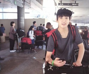 airport, fetus, and bts image