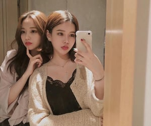 asians, fashion, and korea image