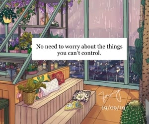 need, no, and worry image
