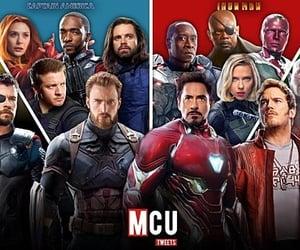Avengers, Marvel, and marvel universe image