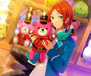 ensemble stars, yuta aoi cg, and enstars image