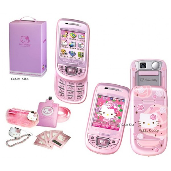 cellphone, phone, and pink image