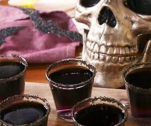 Halloween, jello, and Shots image