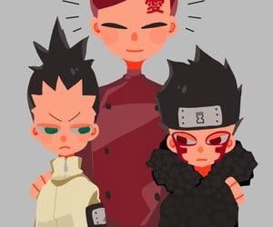cousins, shinki, and shikadai image
