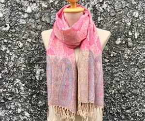 etsy, silk scarf, and head wrap image