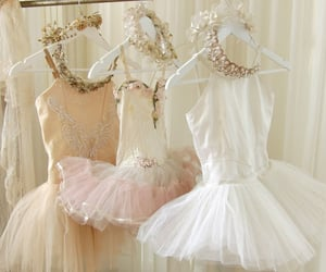 dress, dance, and ballet image