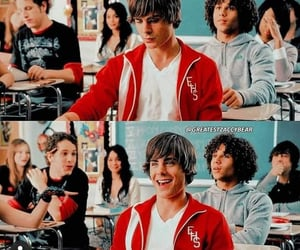 high school musical, corbin bleu, and gabriella montez image