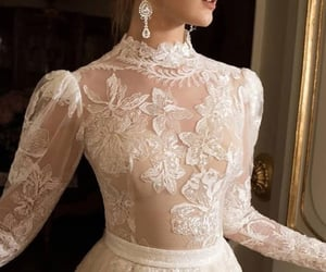 details, dress, and luxury image