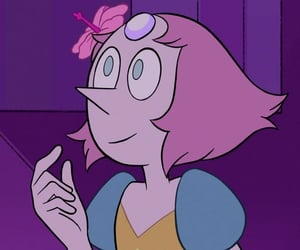 icon, pearl, and pink image