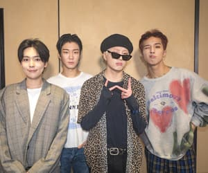 winner, mino, and lee seung hoon image