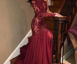 mermaid evening dress, evening dresses long, and 2020 evening dress image