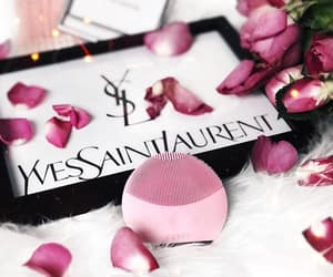 petals, YSL, and light luxury image
