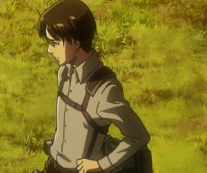 anime, levi, and attack on titan image