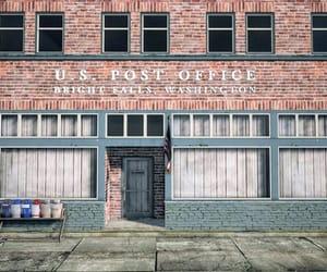 brick, washington, and closed image