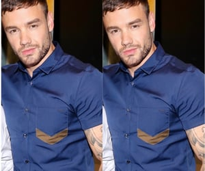Tattoos, liam payne, and one direction image
