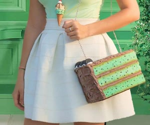 accessories, bags, and green image