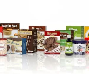 bakery boxes, cookie boxes, and window cake boxes image