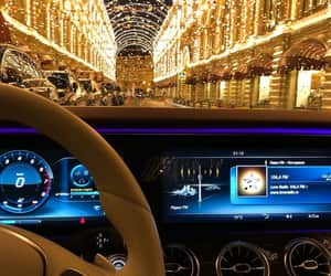 article, car radio, and music image