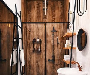 bathrooms, décoration, and home image